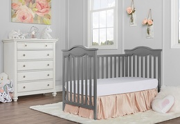 734-SGY Bella Rose Classic Day Bed RS