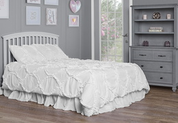 Grey Eden Full Size Bed RS