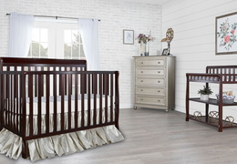 Alissa 5 in 1 Convertible Crib