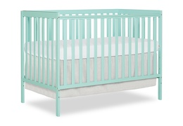 Mint Synergy 5 in 1 Convertible Crib Silo Side