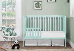 Mint Synergy Toddler Bed RS