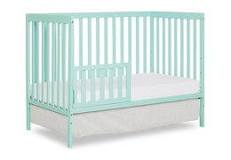 Mint Synergy Toddler Bed Silo