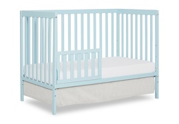 Sky Blue Synergy Toddler Bed Silo