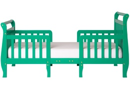Emerald Emma Toddler Bed Silo Front