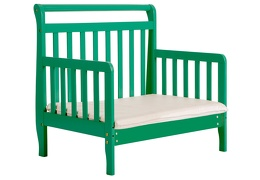 Emerald Emma Toddler Bed Silo
