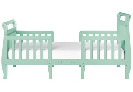 Mint Emma Toddler Bed Silo Front