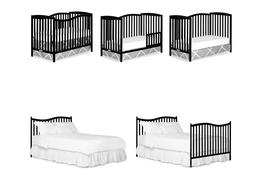 Chelsea 5-in-1 Convertible Crib Collage
