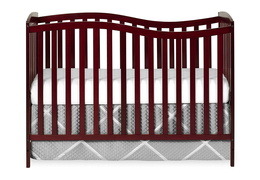Chelsea 5-in-1 Convertible Crib Silo Front1