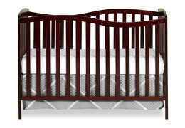 Chelsea 5-in-1 Convertible Crib Silo Front