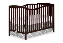 Chelsea 5-in-1 Convertible Crib Silo Side1