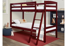 Taylor Twin Over Bunk Bed RS 708N-C