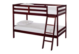 Taylor Twin Over Bunk Bed Silo Side 708N-C