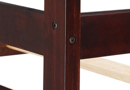 Taylor Twin Over Bunk Bed Details 708N-E