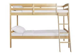 Taylor Twin Over Bunk Bed Silo Front 708N-N