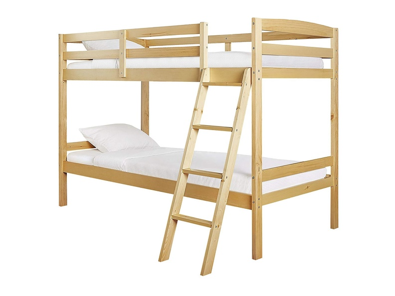 Taylor Twin Over Bunk Bed Silo Side 708N-N