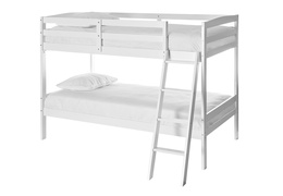 Taylor Twin Over Bunk Bed Silo Side 708N-W
