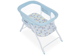 4469-BB Poppy Traveler Portable Bassinet 06