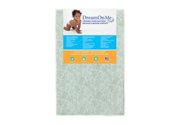 45F Front Happy Space Playard Firm Foam Mattress