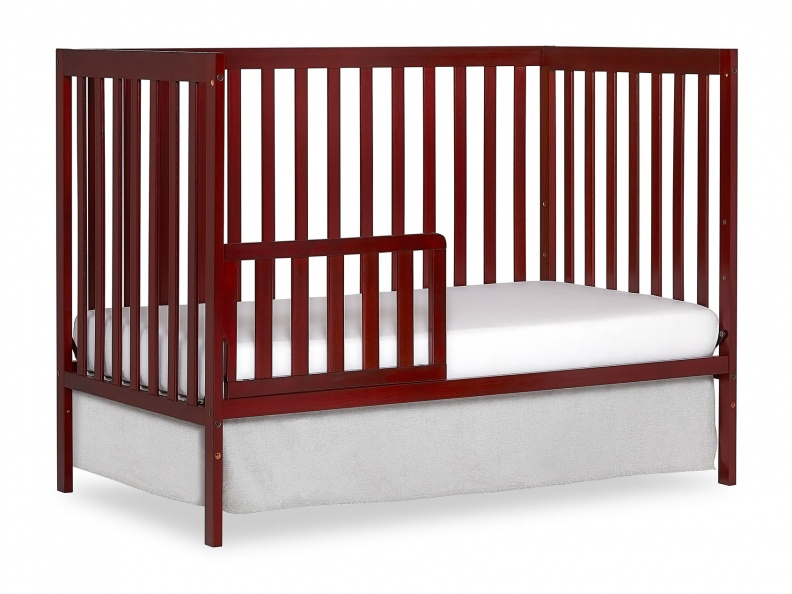 Cherry Synergy Toddler Bed Silo