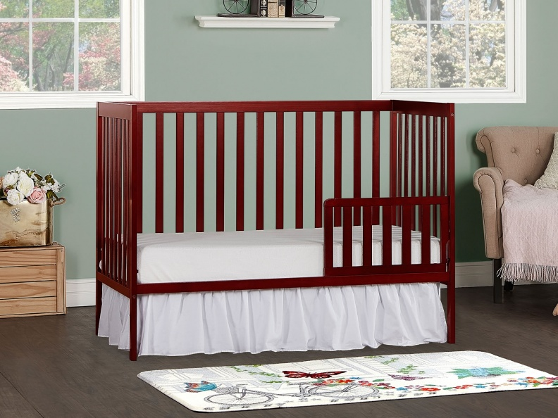 Cherry Synergy Toddler Bed RS