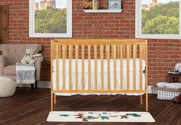 Natural Synergy 5-in-1 Crib RS 1