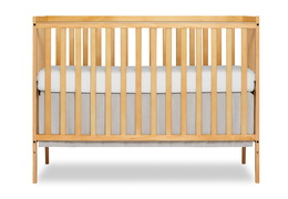 Natural Synergy 5-in-1 Convertible Crib Silo Front