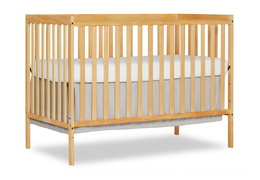 Natural Synergy 5-in-1 Convertible Crib Silo Side