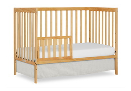 Natural Synergy Toddler Bed Silo