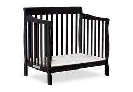 Black Aden Day Bed Silo