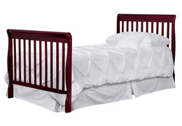 628-C Aden Twin-Size Bed with Footboard Silo