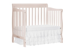 French White Aden Day Bed Silo