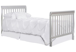 628-G Aden Twin-Size Bed with Footboard Silo