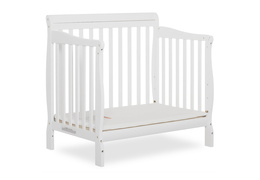 White Aden Day Bed Silo