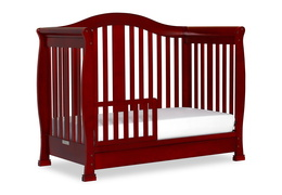 Cherry Addison Toddler Bed Silo