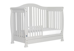 Grey Addison Toddler Bed Silo