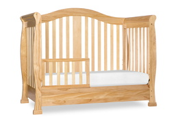Natural Addison Toddler Bed Silo