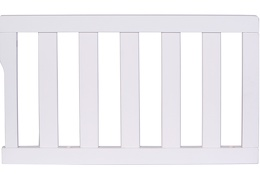 692-W Universal Convertible Crib Toddler Guard Rail