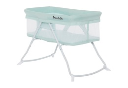4479-GREEN Meghan Portable Bassinet Silo 03