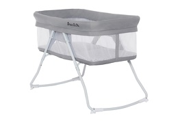 4479-GREY Meghan Portable Bassinet Silo 02