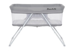 4479-GREY Meghan Portable Bassinet Silo 04
