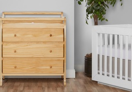 Liberty Collection 3 Drawer Changing Table