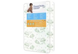 25-GR 3 inch Square Corner Playard Mattress Side