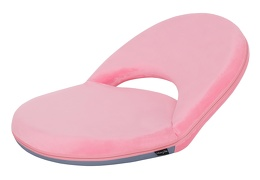 525-PINK Multifunctional Nursing Chair Silo 04