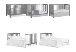SGY - Ridgefield 5 in 1 Convertible Crib Collage