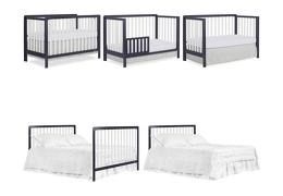 NVYW - Ridgefield 5 in 1 Convertible Crib Collage