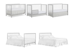 PGW - Ridgefield 5 in 1 Convertible Crib Collage