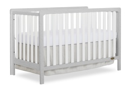 PGW - Ridgefield 5 in 1 Convertible Crib Side Silo