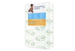 3″ Foam Play Yard Mattress Side