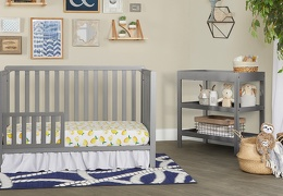 SGY - Ridgefield Toddler Bed Roomshot