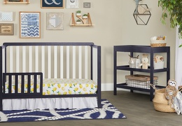 NVYW - Ridgefield Toddler Bed Roomshot